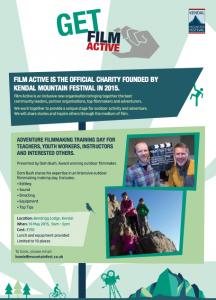 Film Active workshop